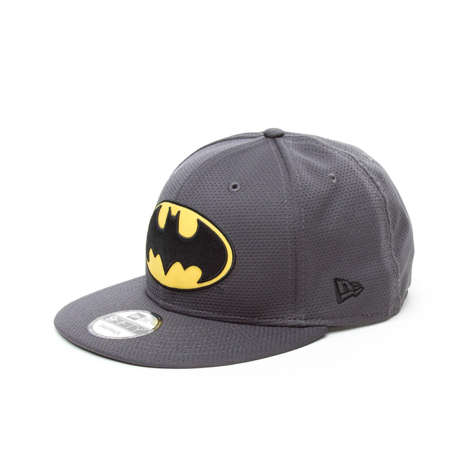 New Era Batman Unisex Gri Şapka