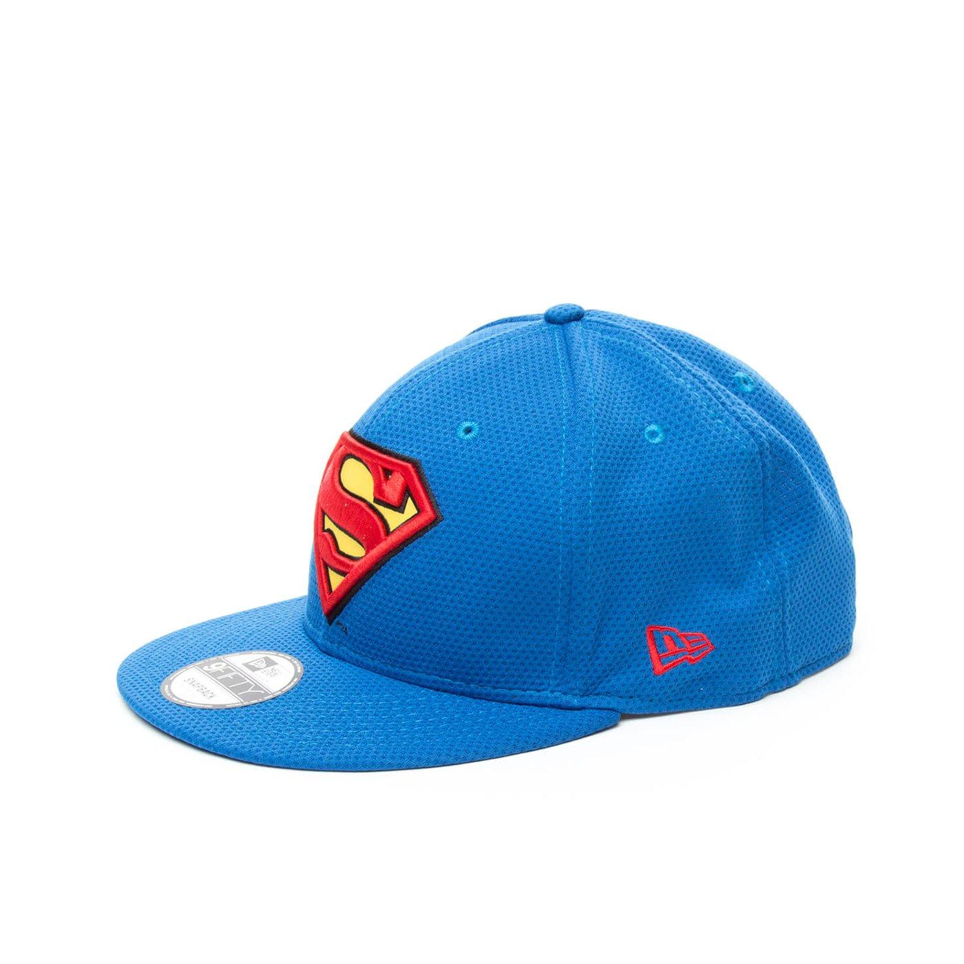 New Era Superman Unisex Mavi Şapka