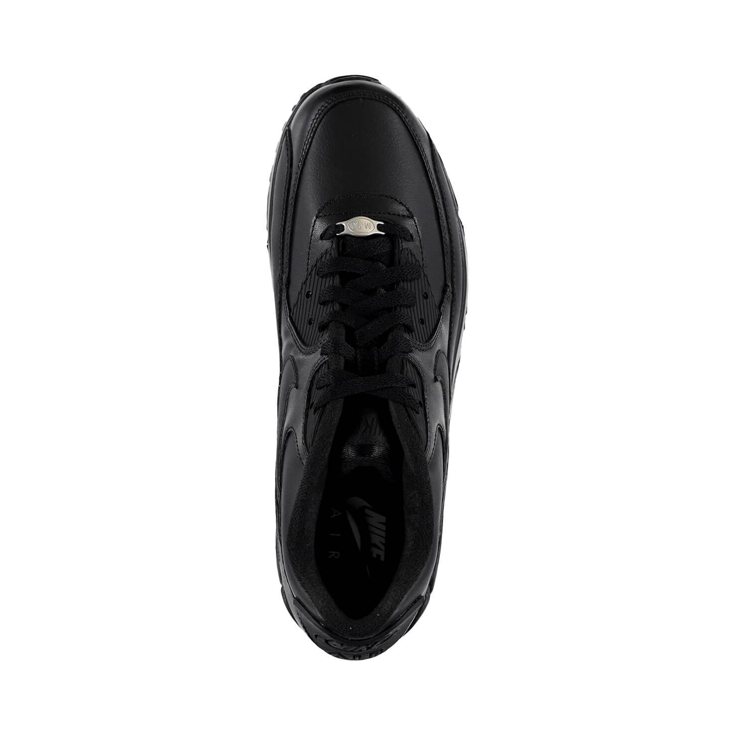 Nike Air Max 90 Erkek Siyah Sneaker