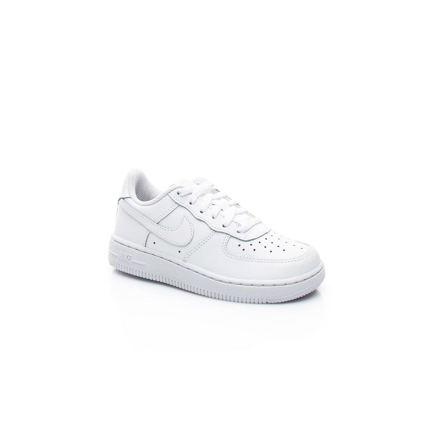 Nike Air Force 1 Çocuk Beyaz Spor Ayakkabı