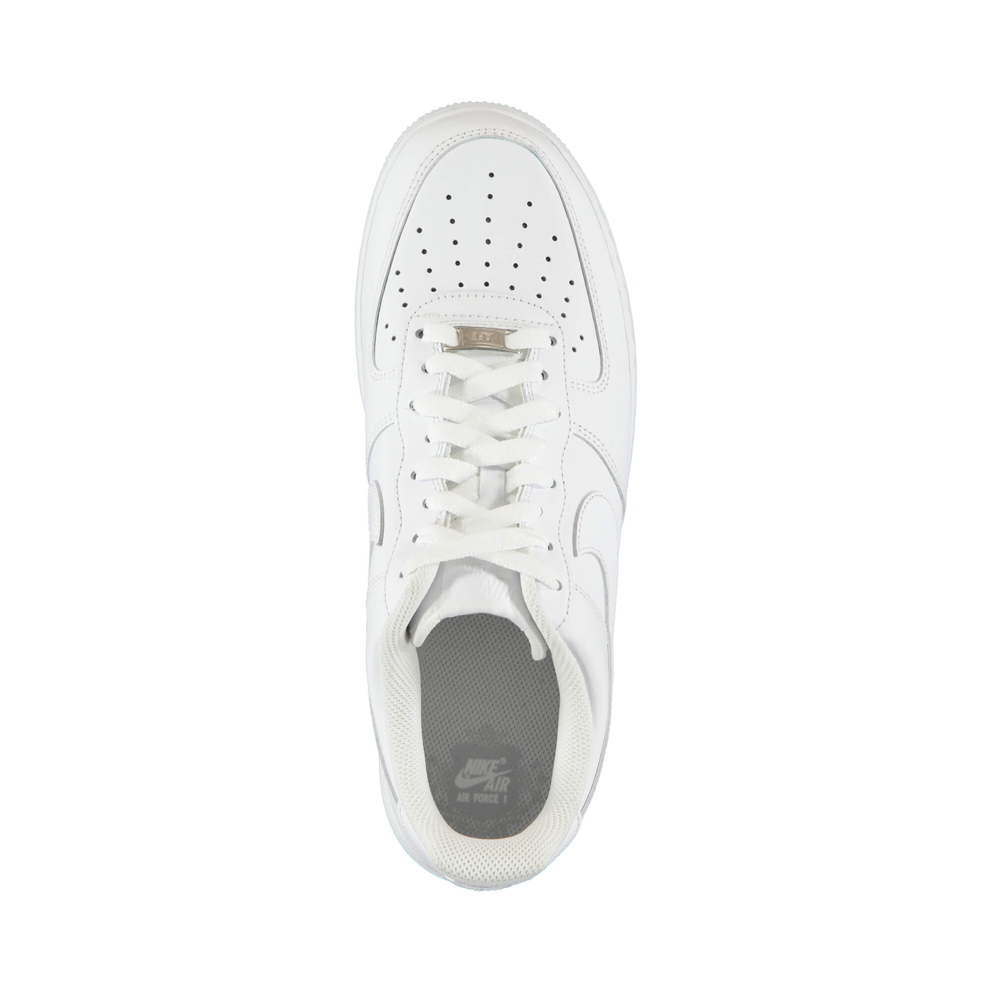 Nike Air Force 1'07 Erkek Beyaz Sneaker