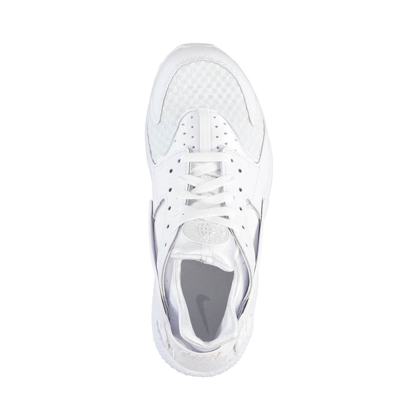 Nike Air Huarache Erkek Beyaz Sneaker