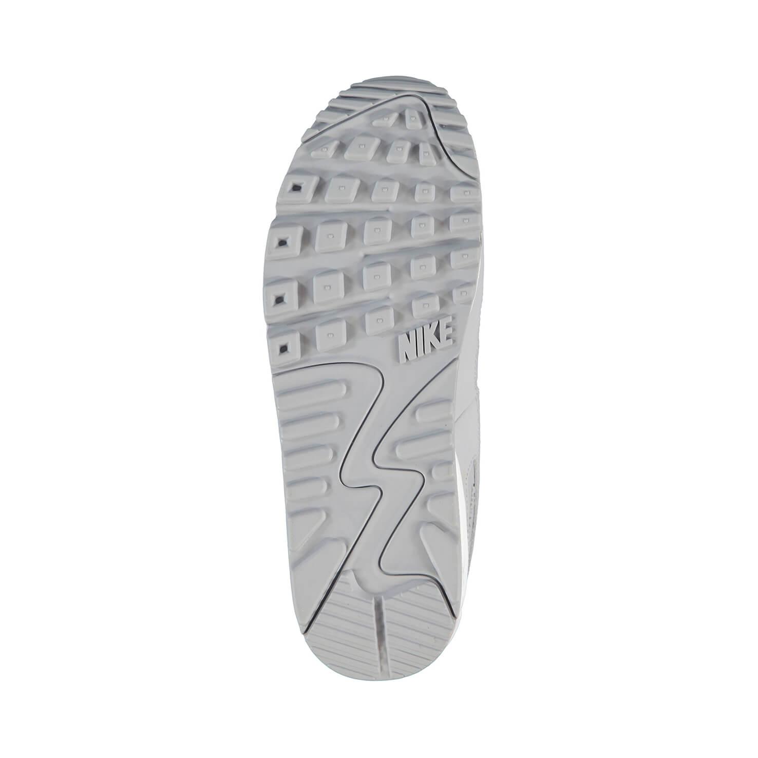 Nike Air Max 90 Essential Erkek Beyaz Sneaker