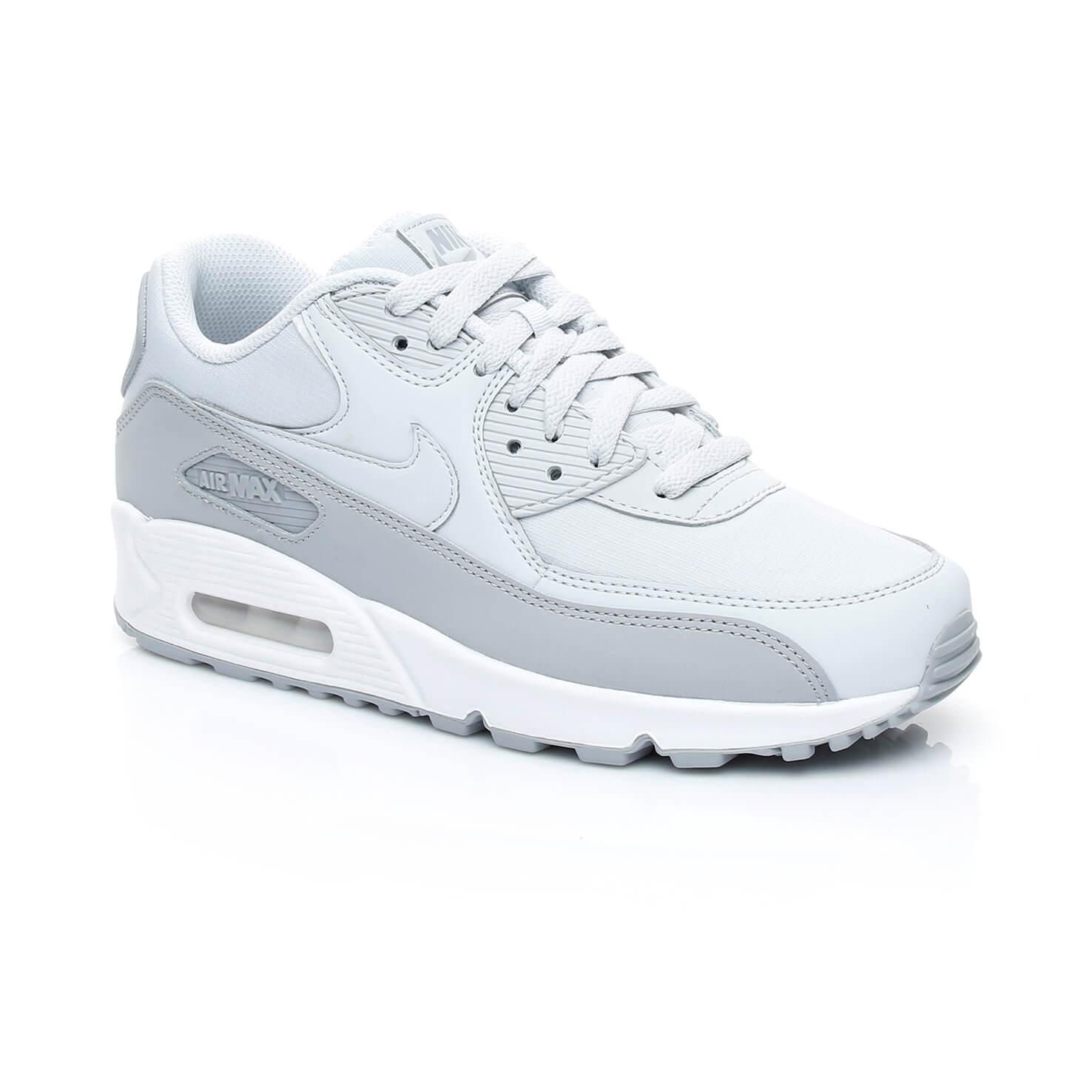 38de3df19235be Nike Air Max 90 Essential Erkek Beyaz Sneaker Erkek Spor Ayakkabı ...