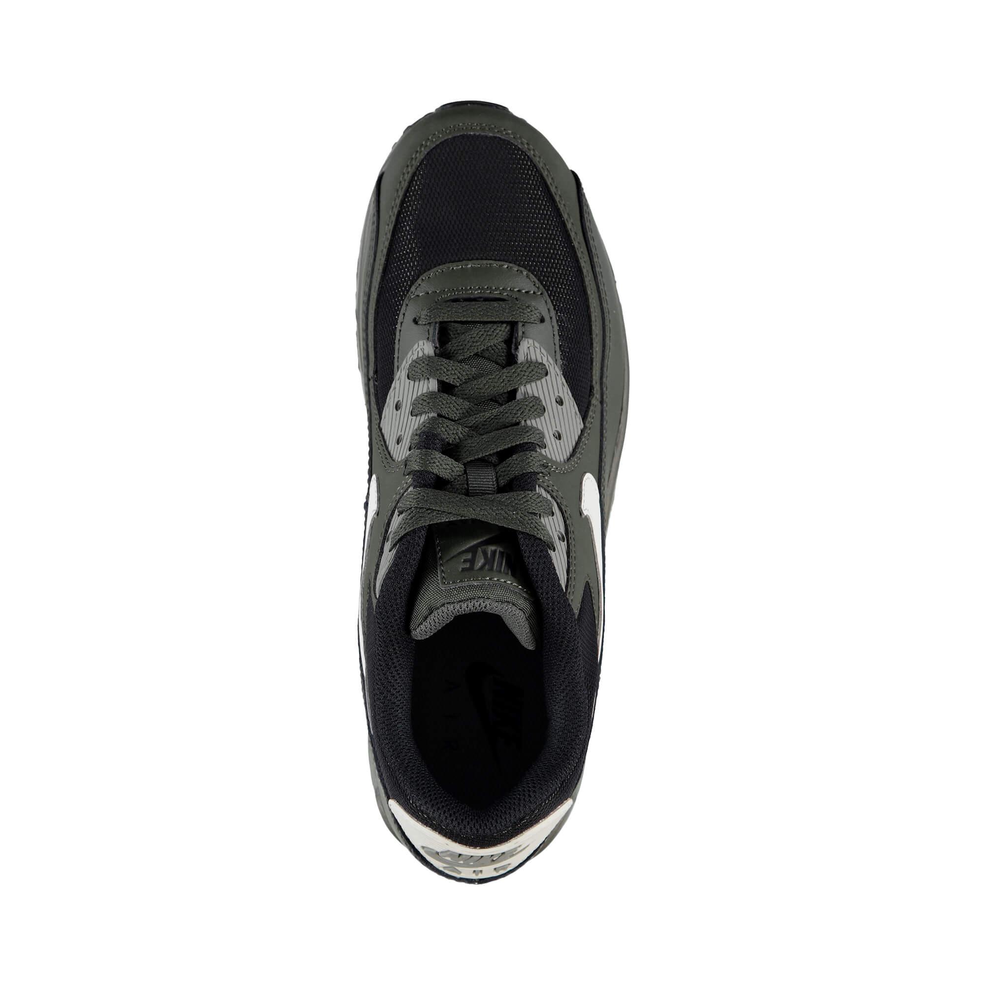 Nike Air Max 90 Essential Erkek Yeşil Sneaker
