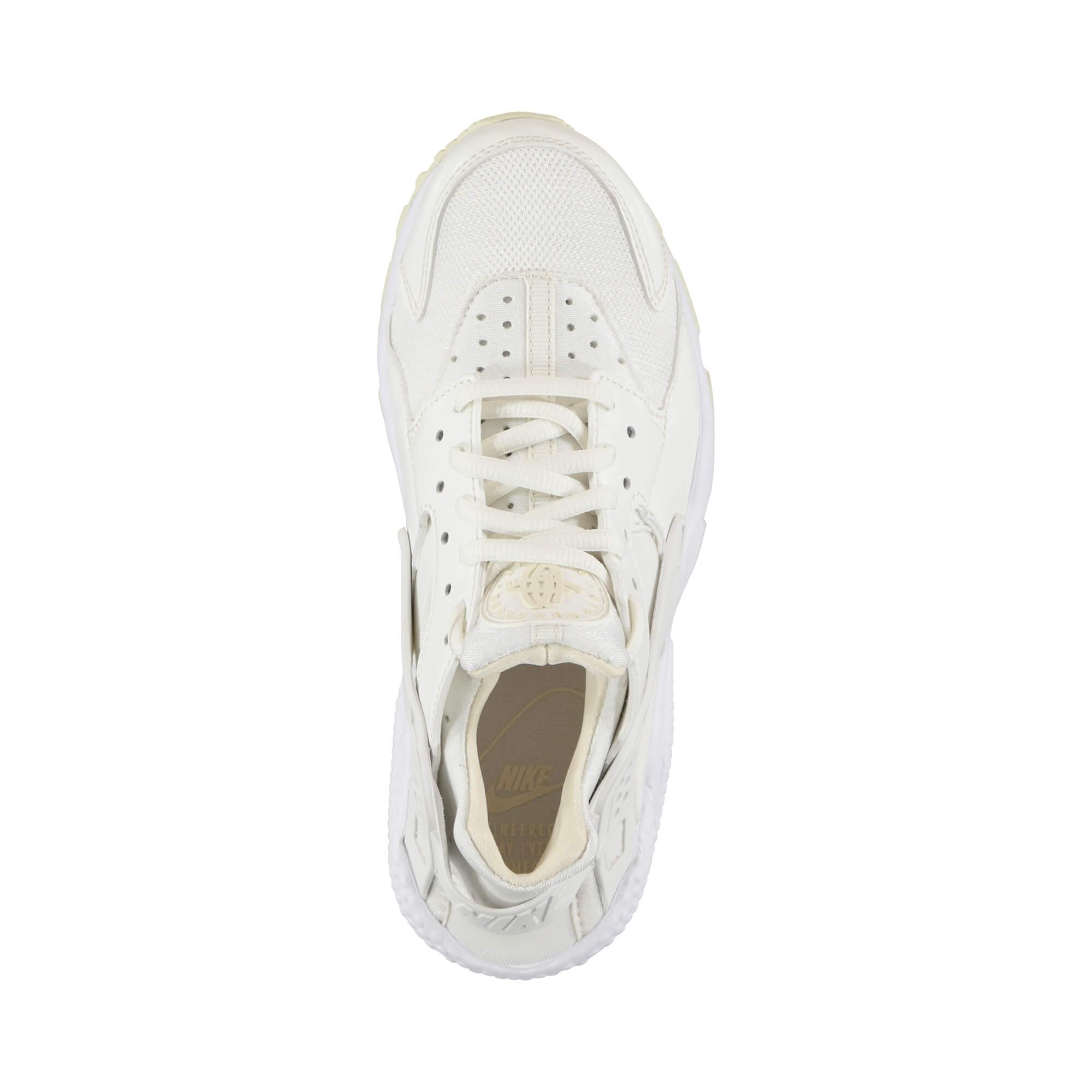 Nıke Air Huarache Run Kadın Beyaz Sneaker