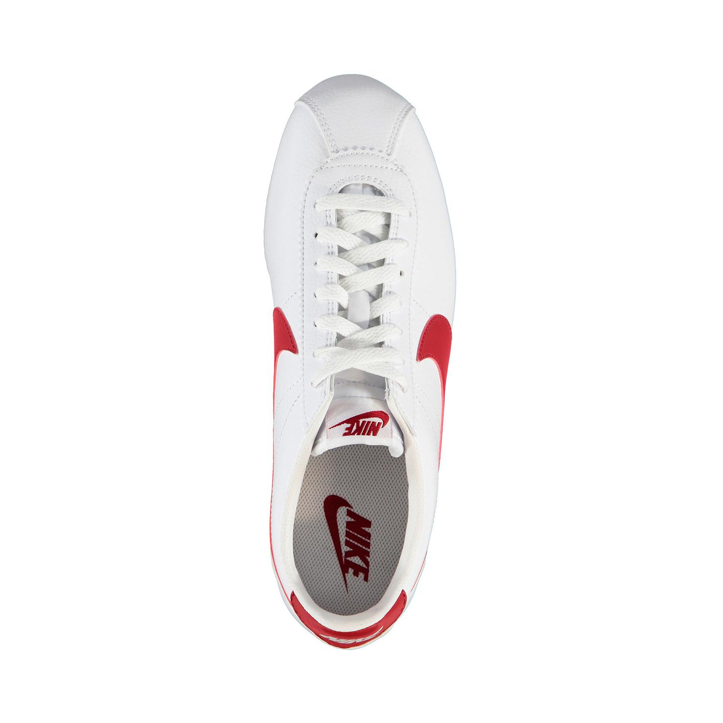 Nike Classic Cortez Erkek Beyaz Sneaker
