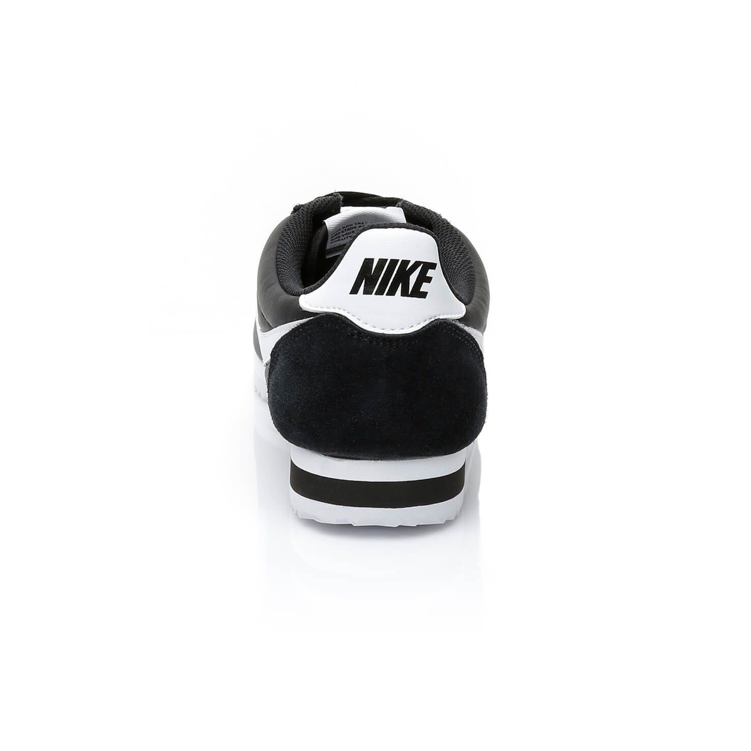 Nike Classic Cortez Nylon Erkek Siyah Sneaker