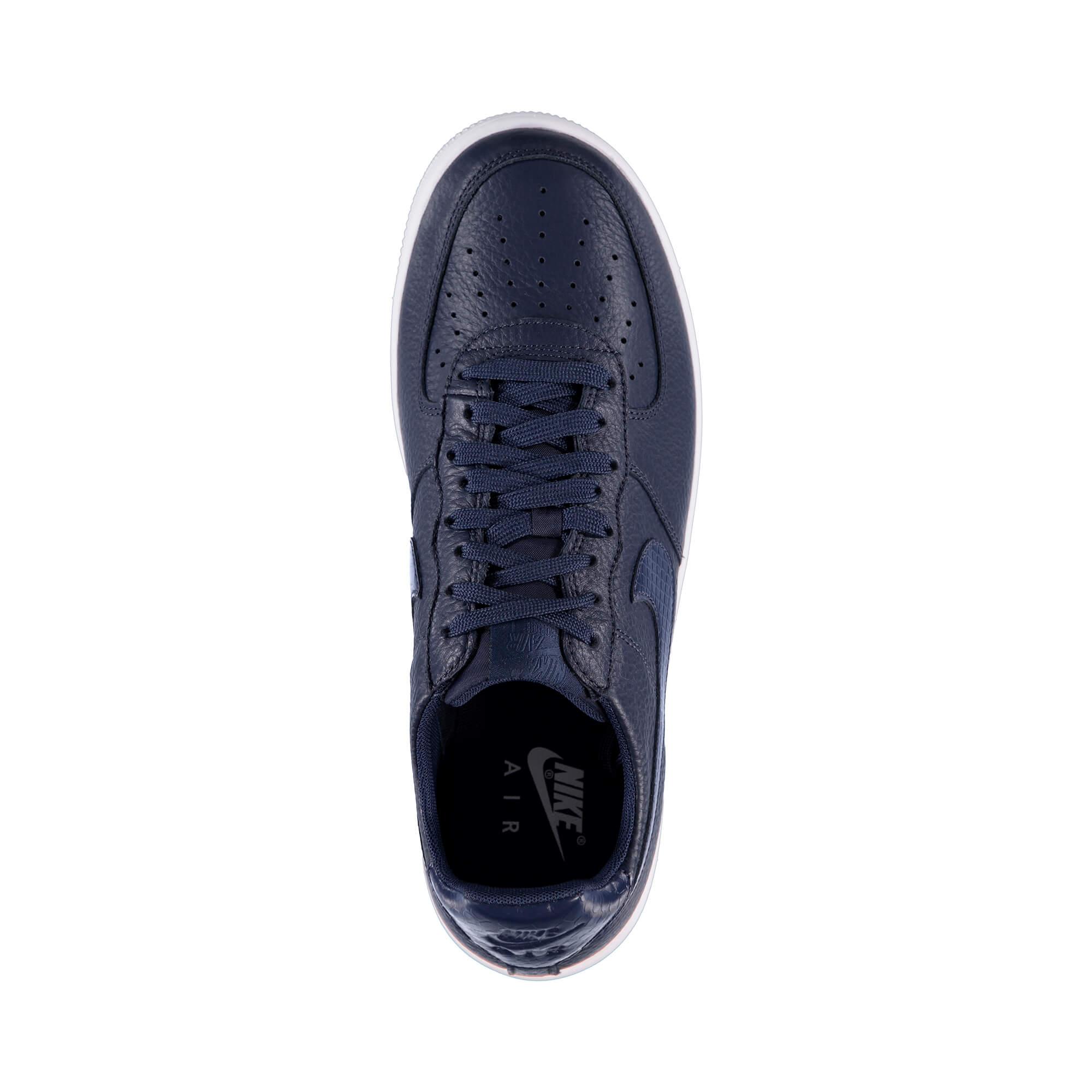 Nike Air Force 1 Ultraforce Erkek Lacivert Sneaker