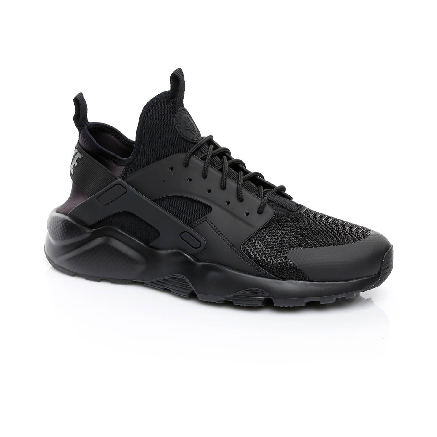 93dc82b65be1 Nike Air Huarache Run Ultra Erkek Siyah Sneaker Erkek Spor Ayakkabı ...