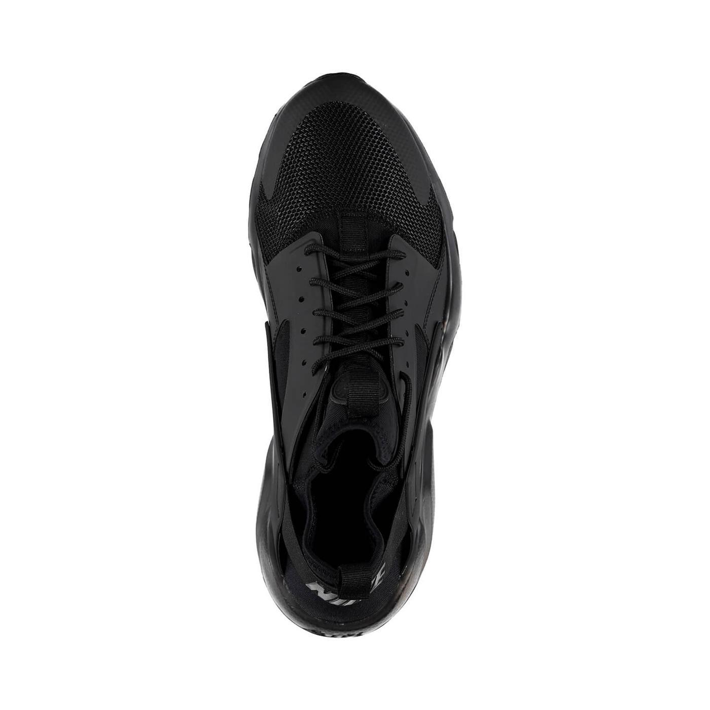 Nike Air Huarache Run Ultra Erkek Siyah Sneaker