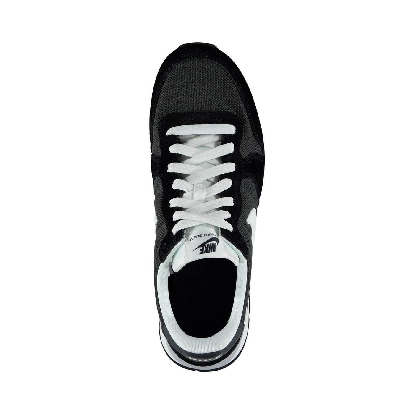 Nike Internationalist Erkek Siyah Spor Ayakkabı