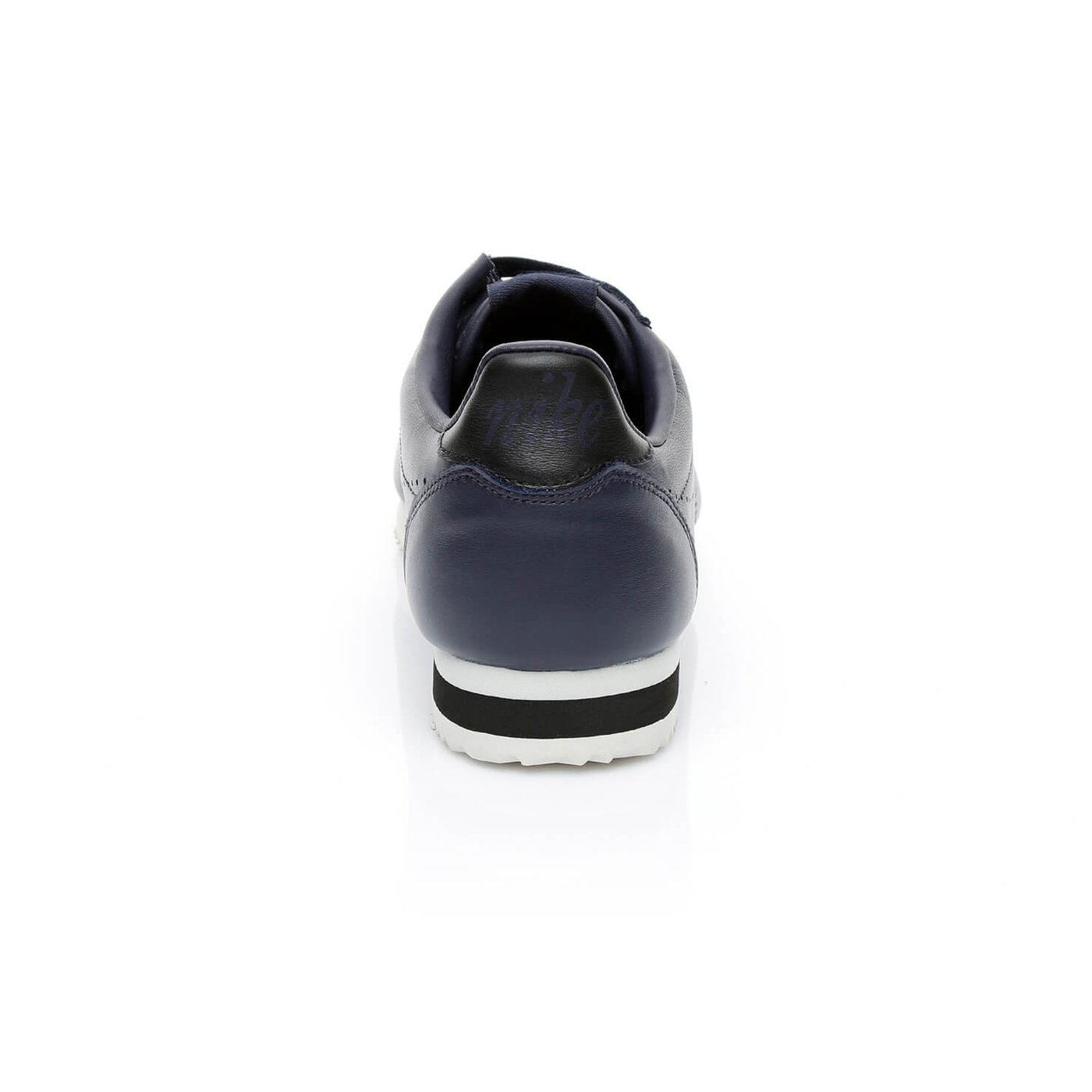 Nike Classic Cortez Leather Prem Erkek Lacivert Sneaker