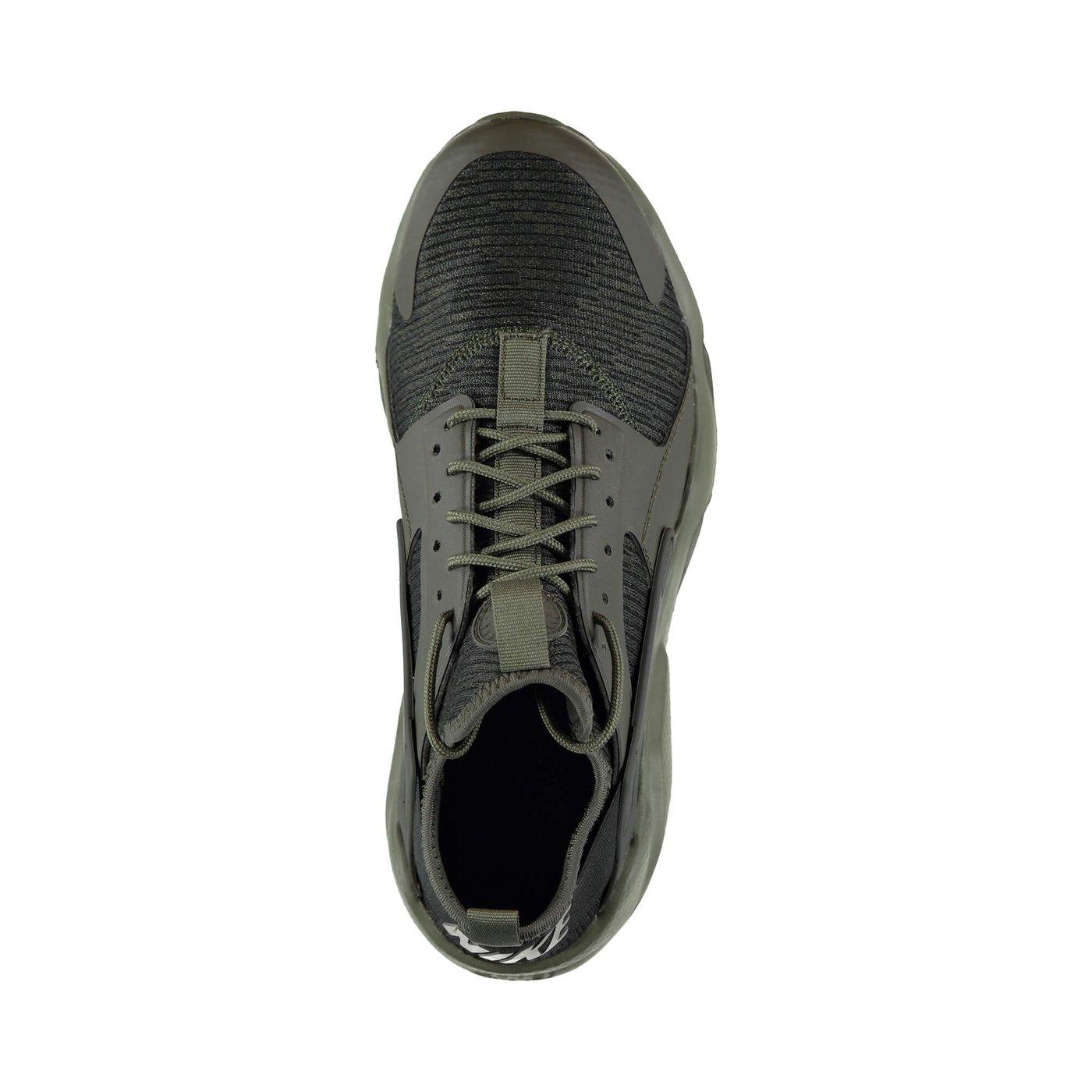 Nike Air Huarache Run Ultra SE Erkek Yeşil Spor Ayakkabı