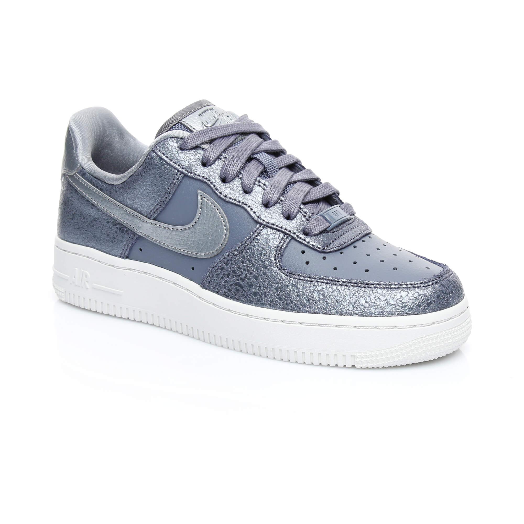 Nike Air Force 1 '07 Prm Kadın Mavi Sneaker