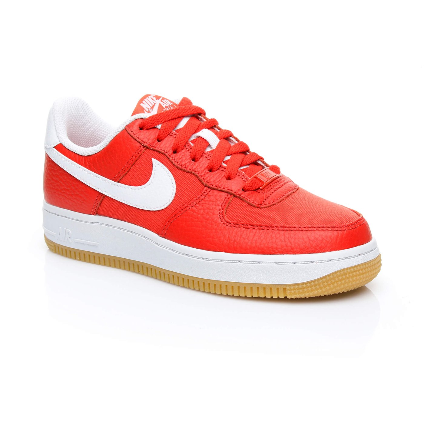 Nike Air Force Kadın Kırmızı Sneaker