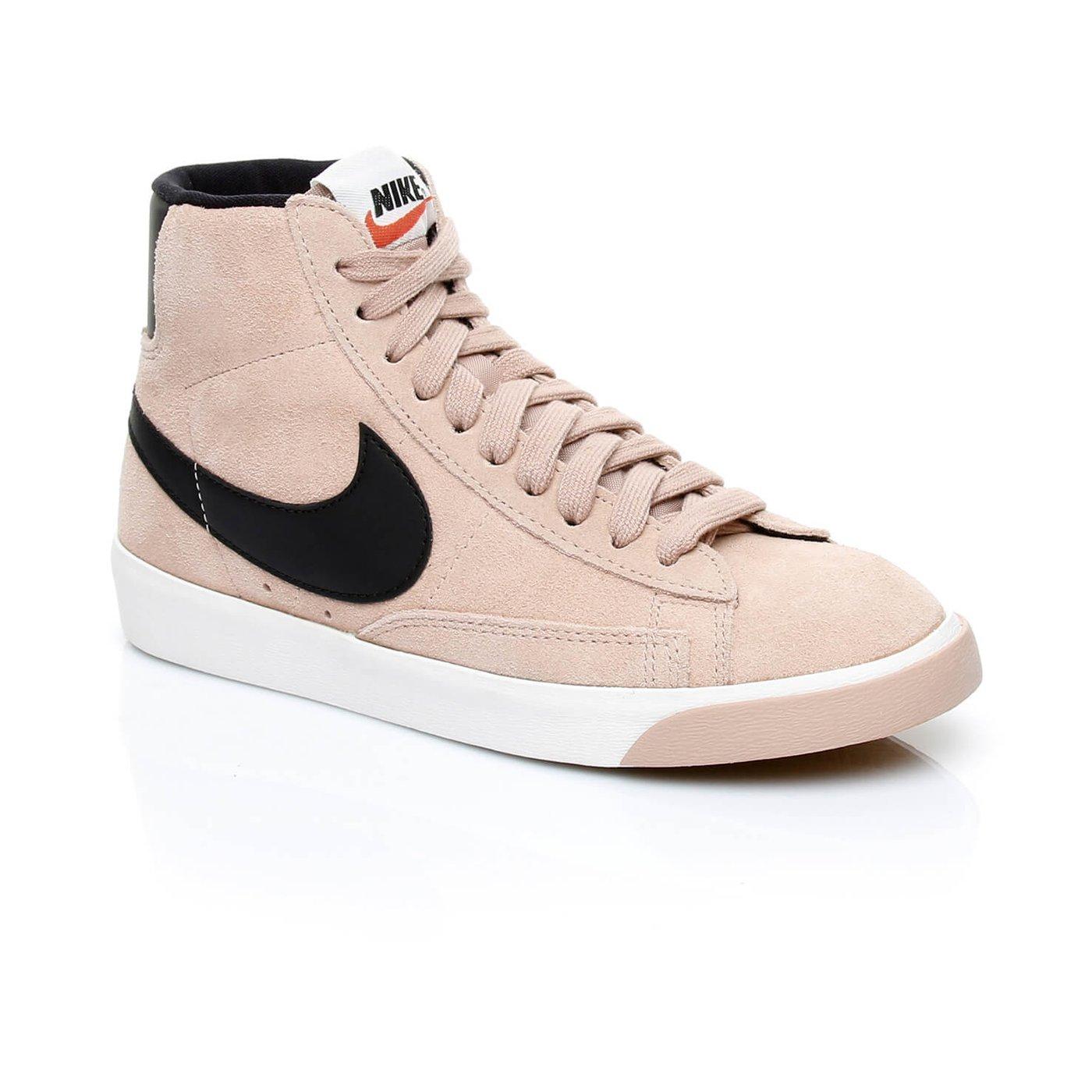 Nike Blazer Mid Vintage  Kadın Pembe Sneaker