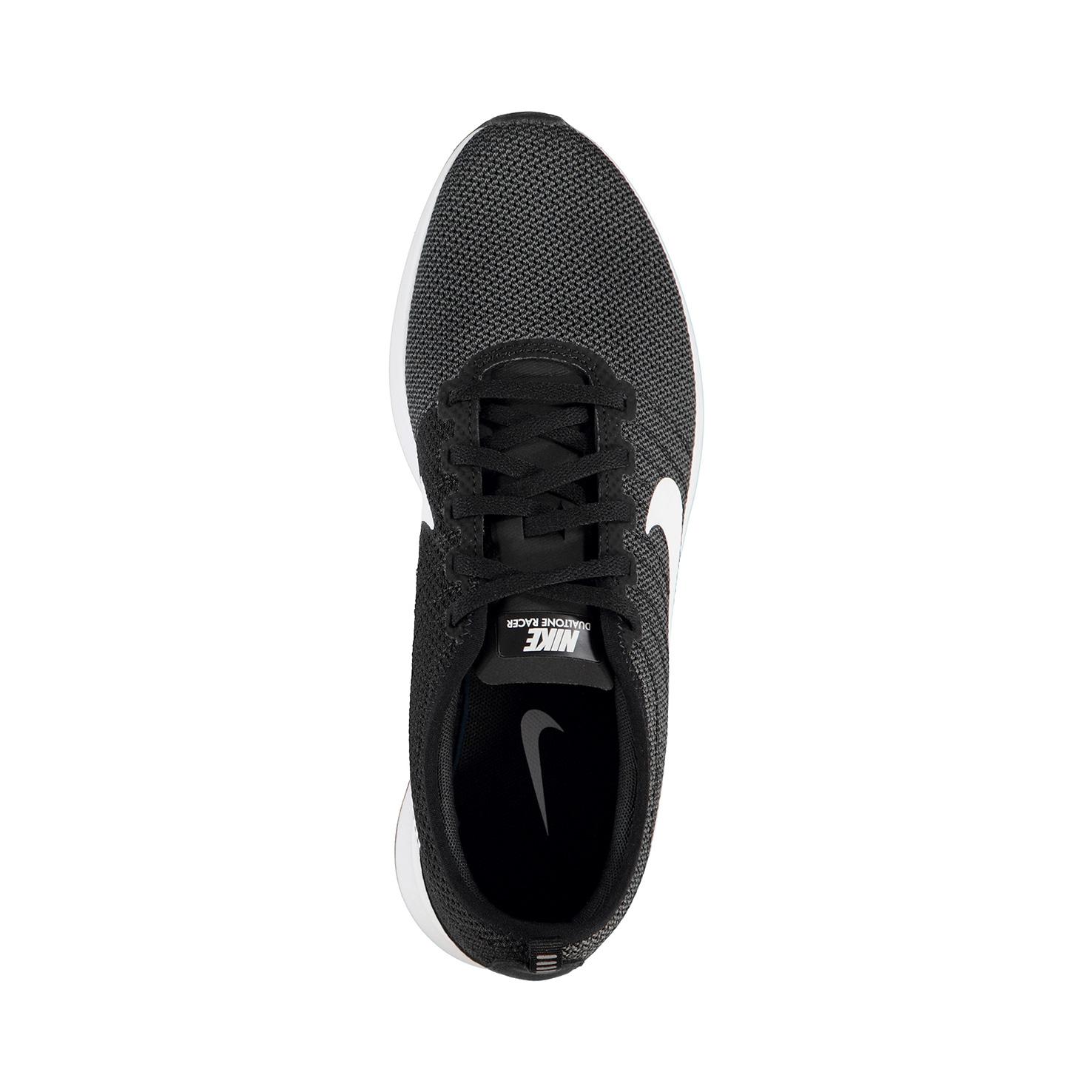 Nike Dualtone Racer Erkek Siyah Spor Ayakkabı