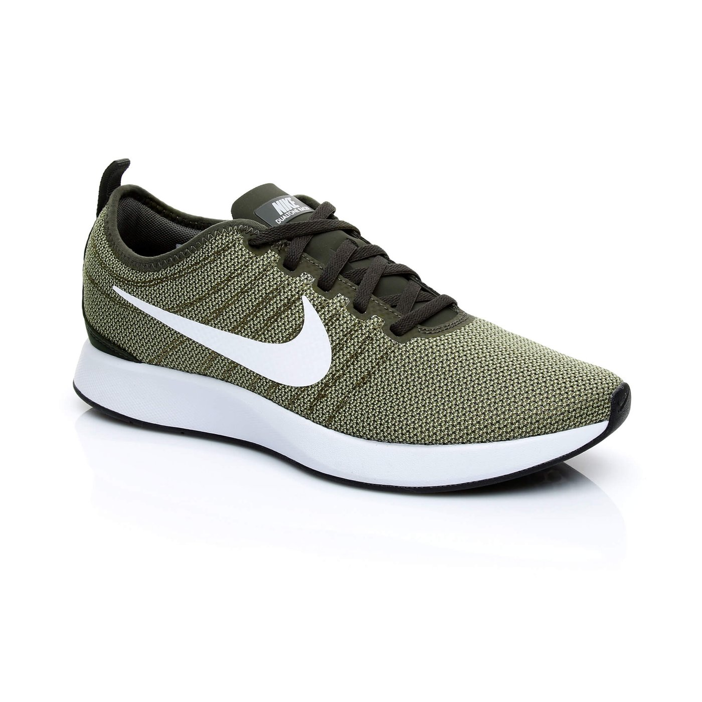 Nike Dualtone Racer Erkek Yeşil Spor Ayakkabı