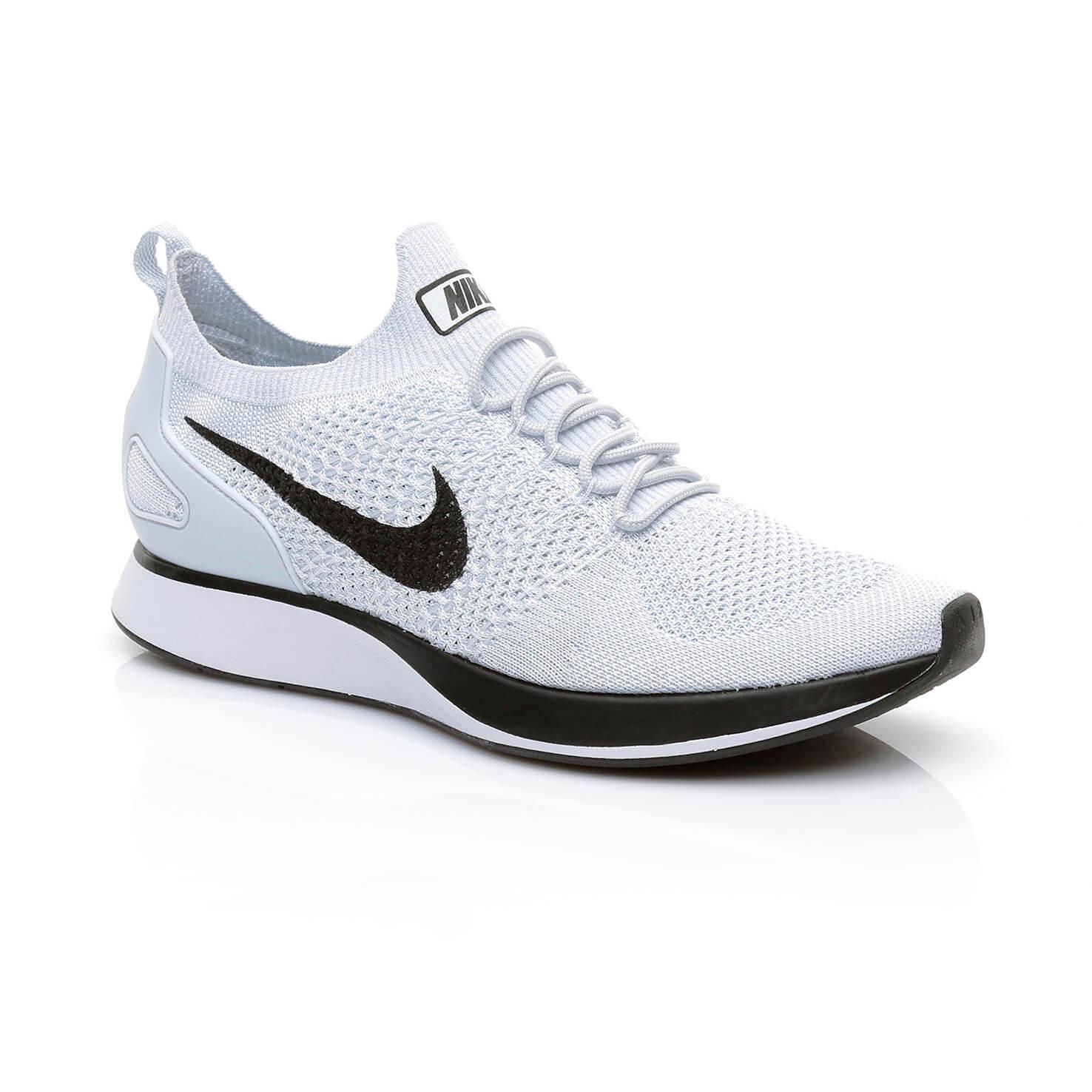Nike Air Zoom Mariah Flyknit Racer Erkek Beyaz Sneaker