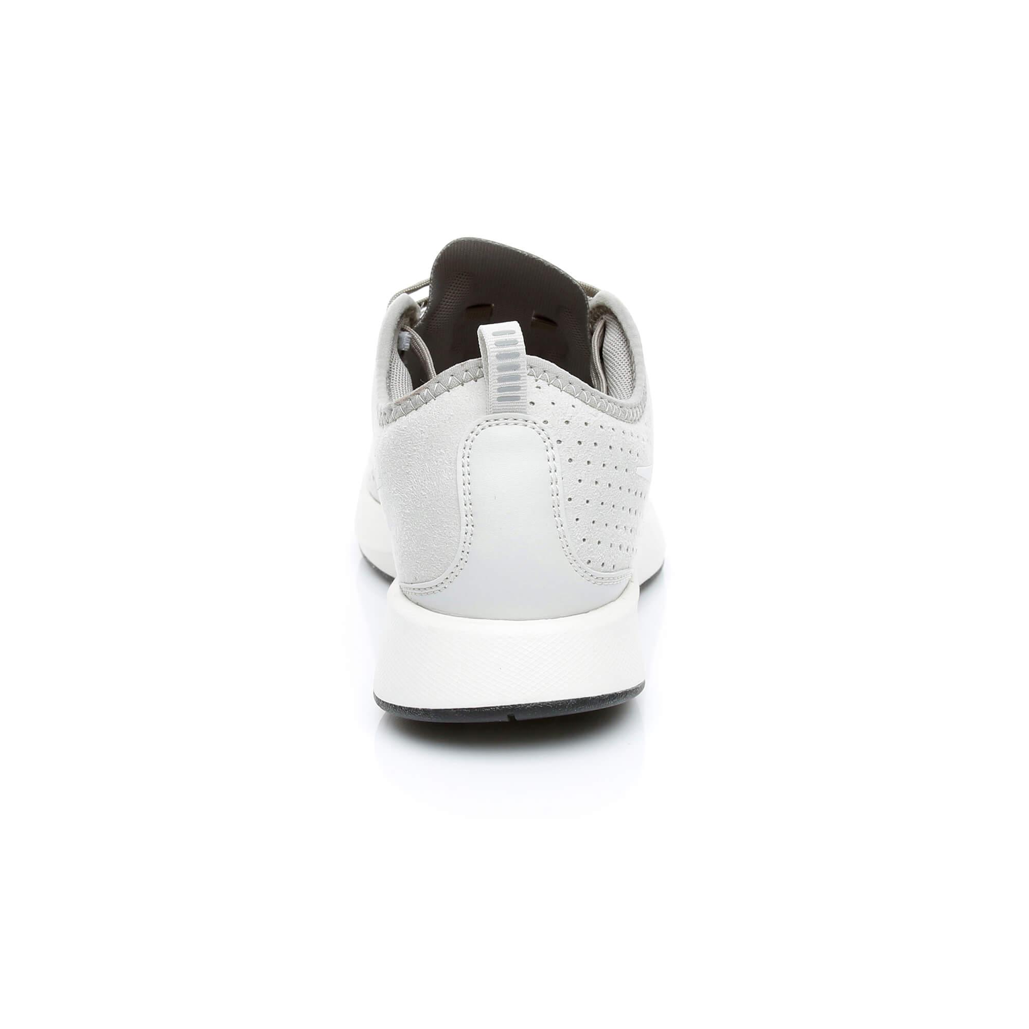 Nike Dualtone Racer Prm Beyaz Beyaz Spor Ayakkabı