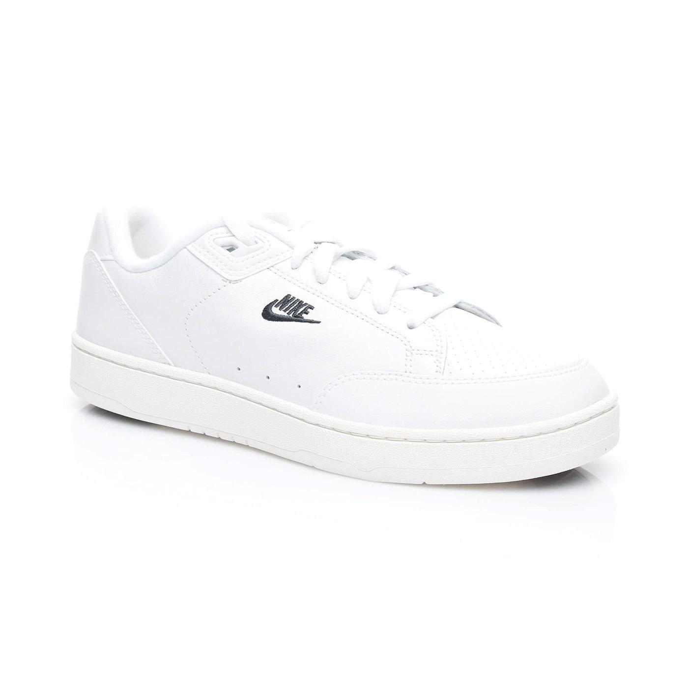 Nike Grandstand Erkek Beyaz Sneakers