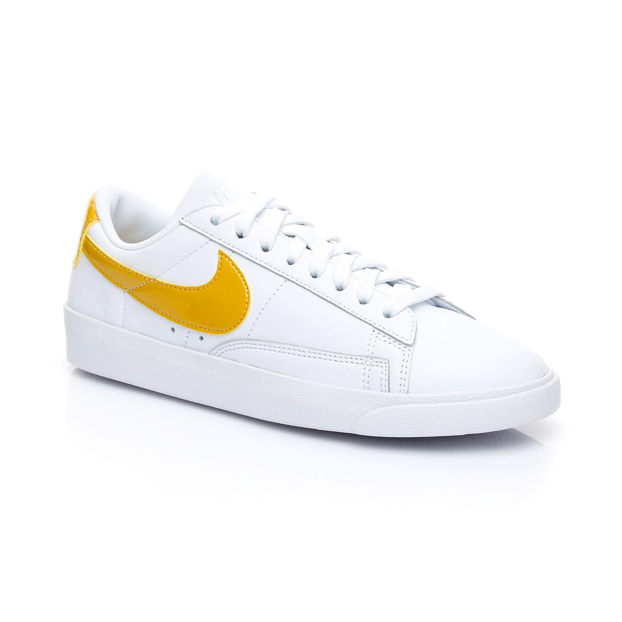 Nike Blazer Low Le Kadın Beyaz Sneaker