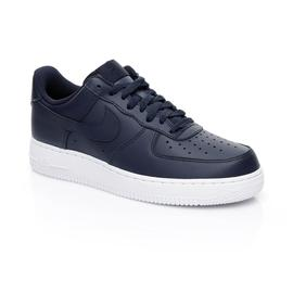 Nike Air Force 1 '07 Erkek Lacivert Sneaker