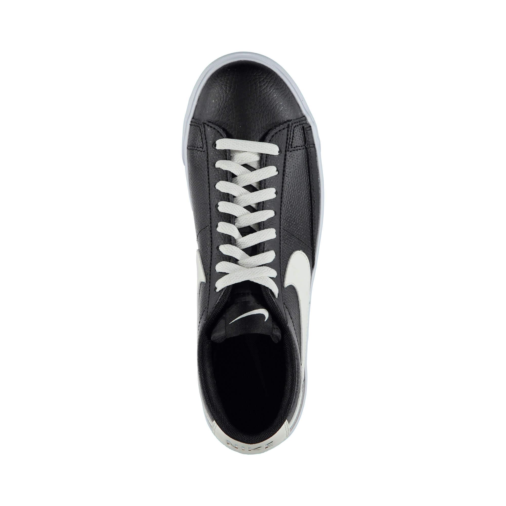 Nike Erkek Siyah Sneakers