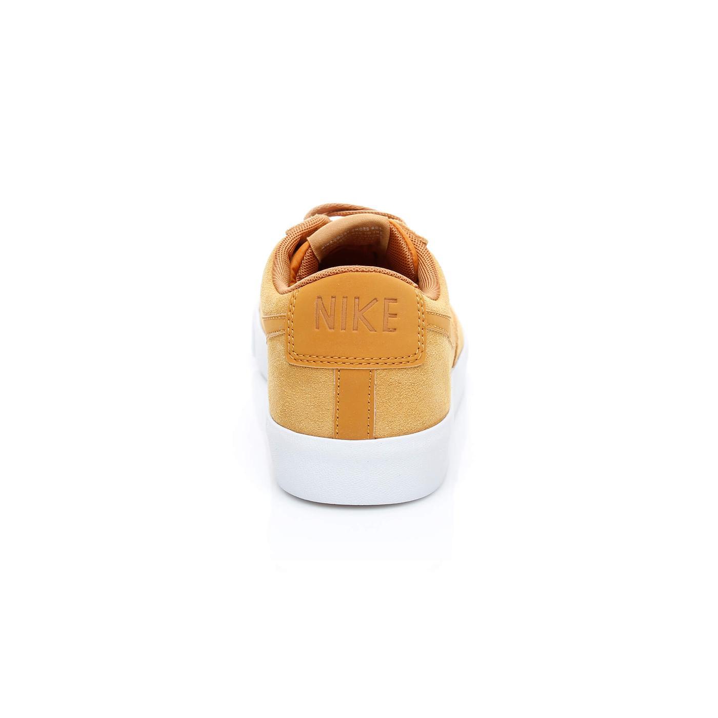Nike Blazer Low Erkek Sarı Sneaker