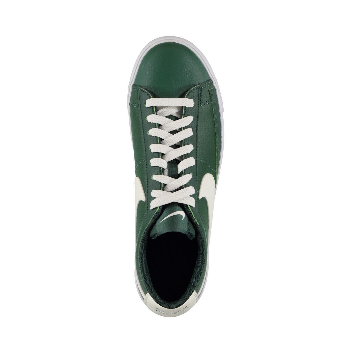 Nike Blazer Erkek Yeşil Sneakers
