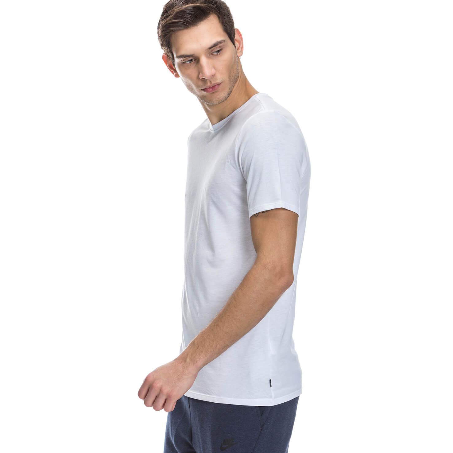 Nike Erkek Beyaz Tshirt
