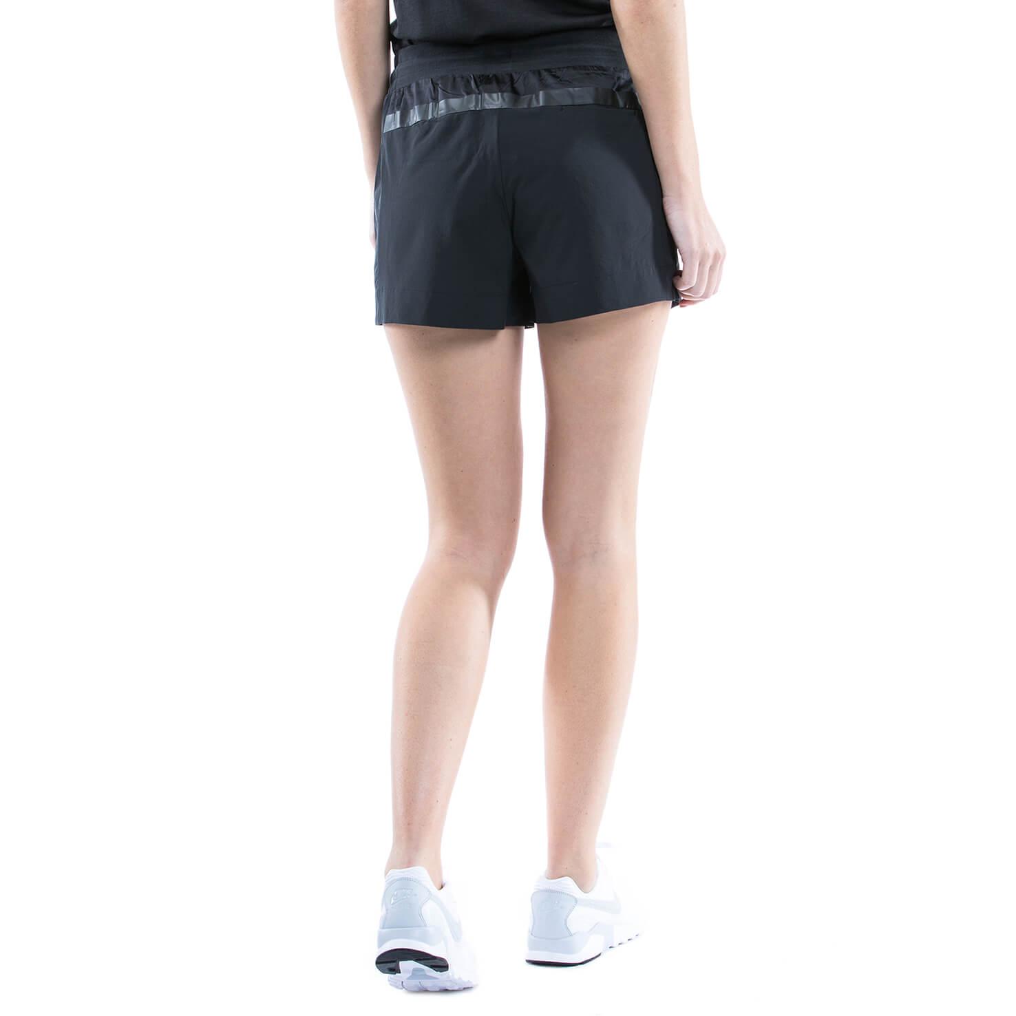 Nike Bonded Kadın Siyah Şort