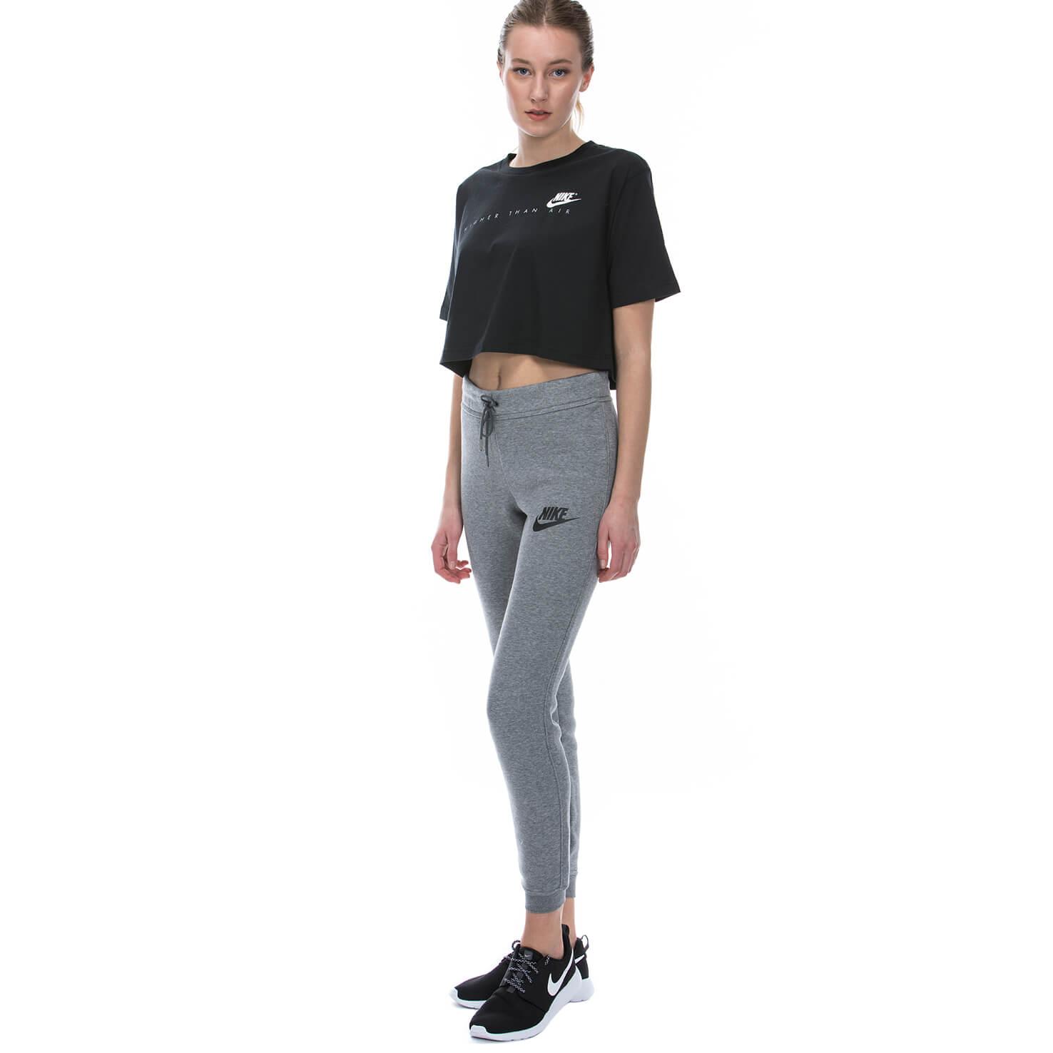 Nike Rally Kadın Gri Eşofman Altı