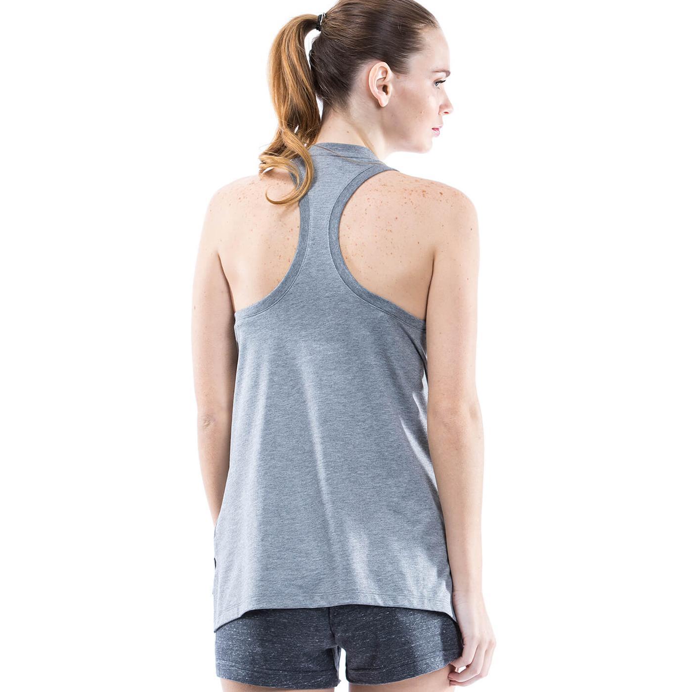 Nike Kadın Gri Tshirt