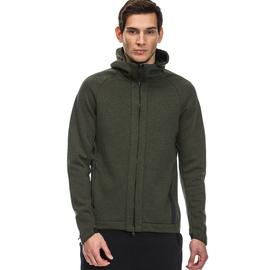 Nike Erkek Tech Fleece Zip-up Yeşil Sweatshirt