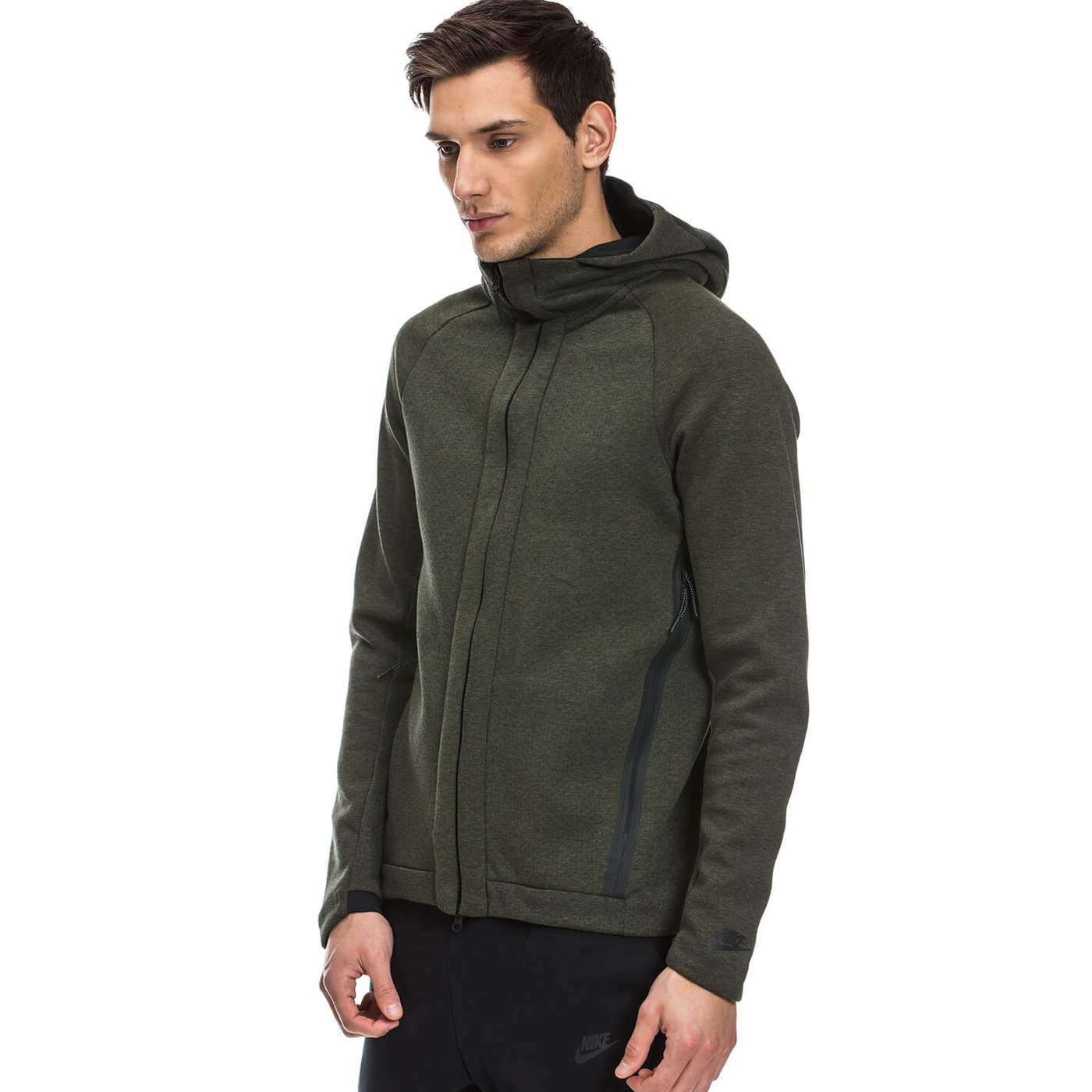 Nike Erkek Yeşil Sweatshirt