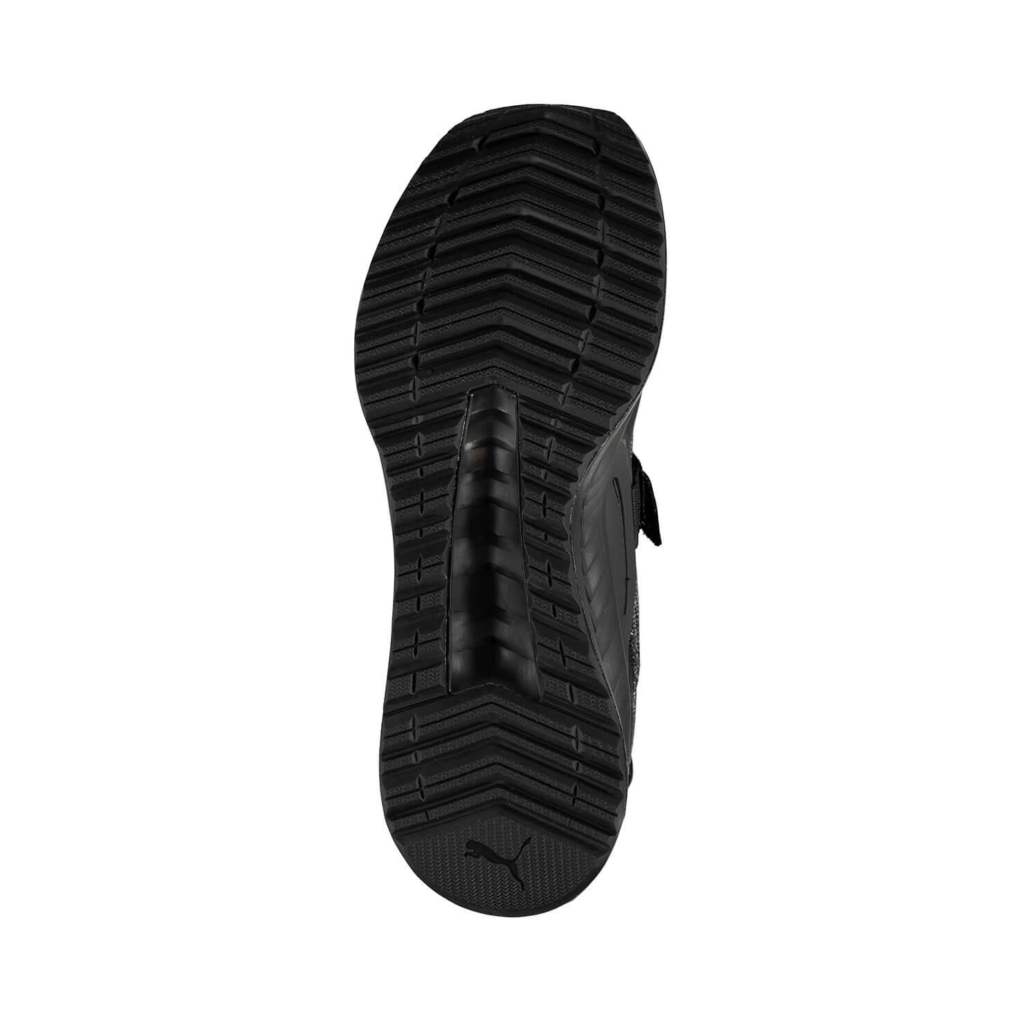 Puma Ignite Evoknit 2 Erkek Siyah Spor Ayakkabı