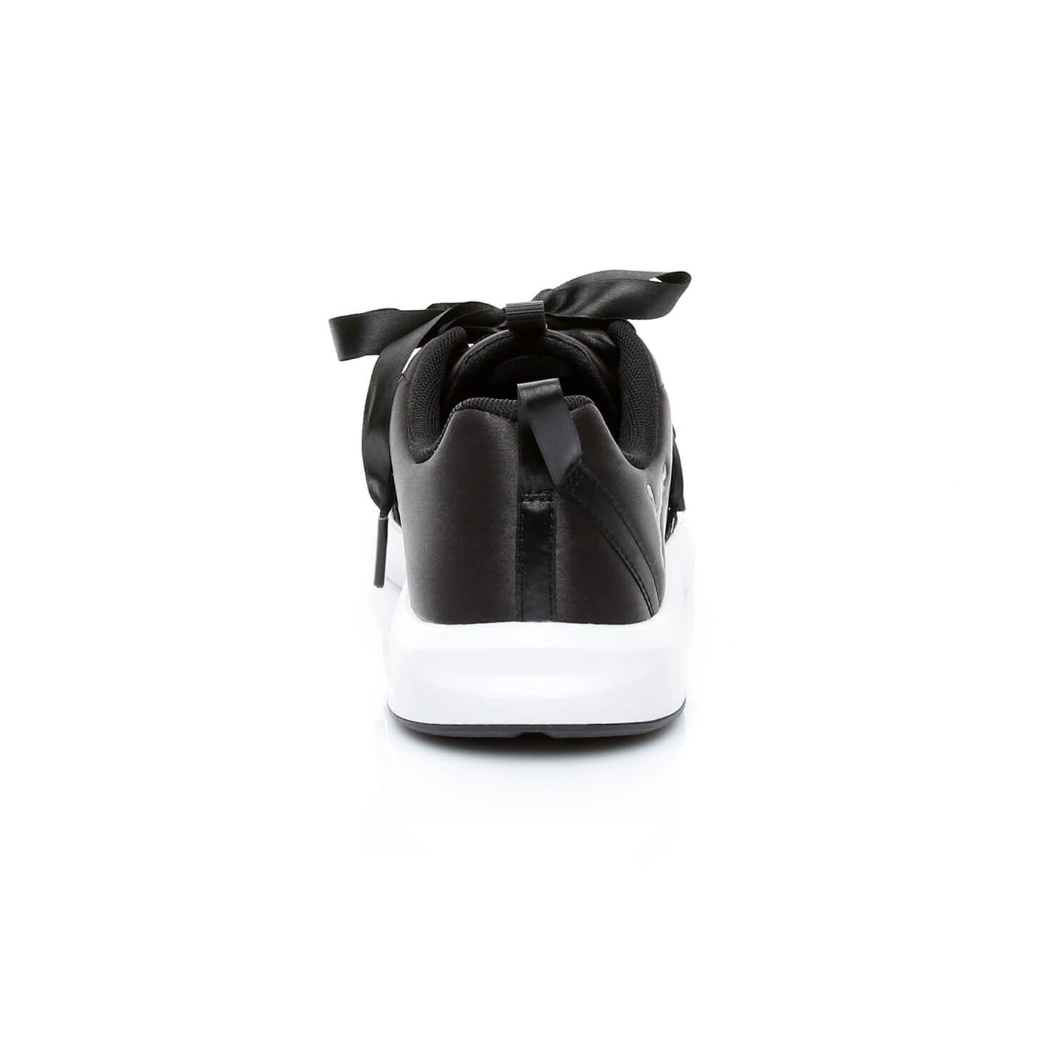 Puma Prowl Alt Satin Kadın Siyah Spor Ayakkabı