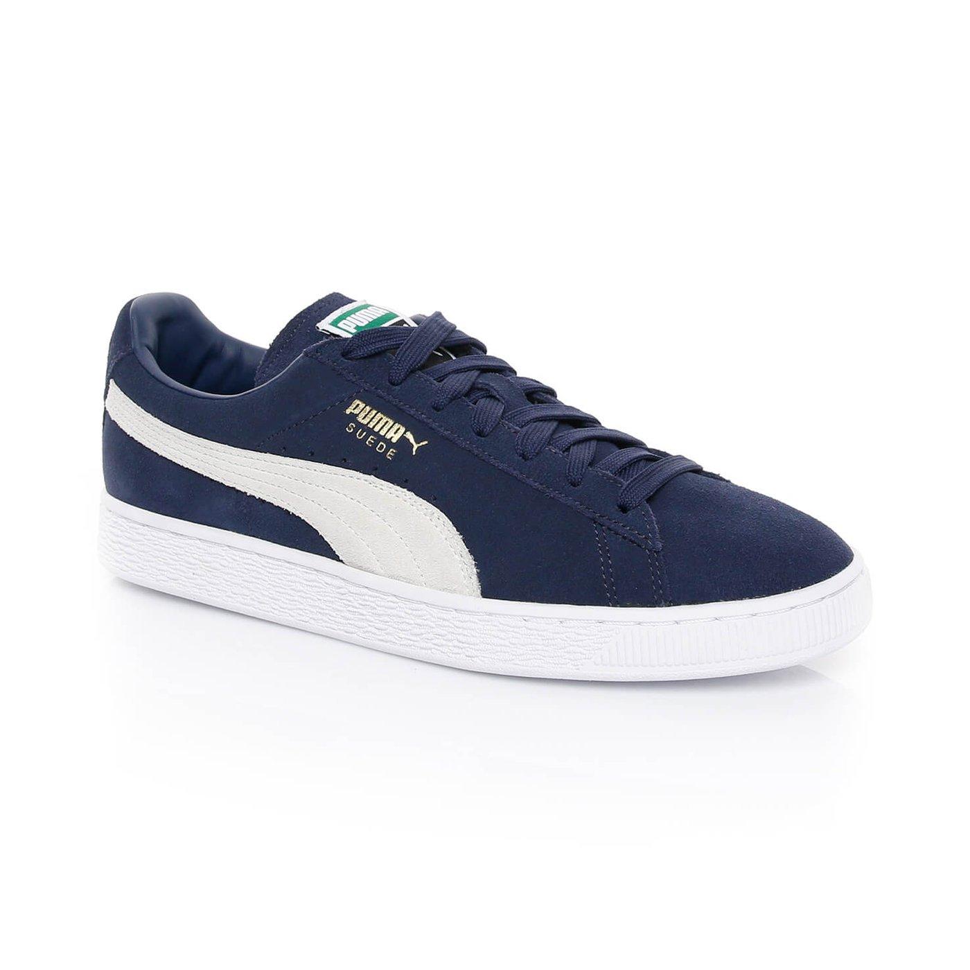 Puma Suede Erkek Lacivert Sneaker