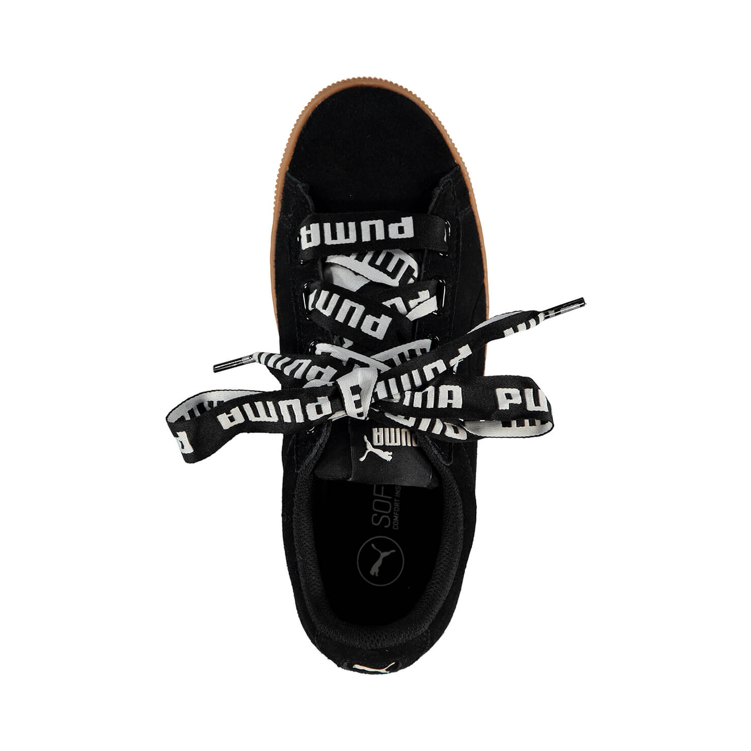 Puma Vikky Platform EP Kadın Siyah Spor Ayakkabı