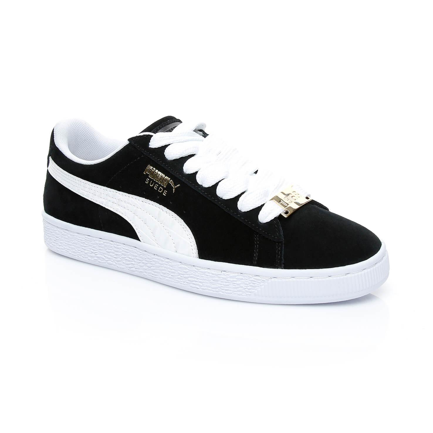 Puma Suede Classic Bboy Fabulous Erkek Siyah Sneaker