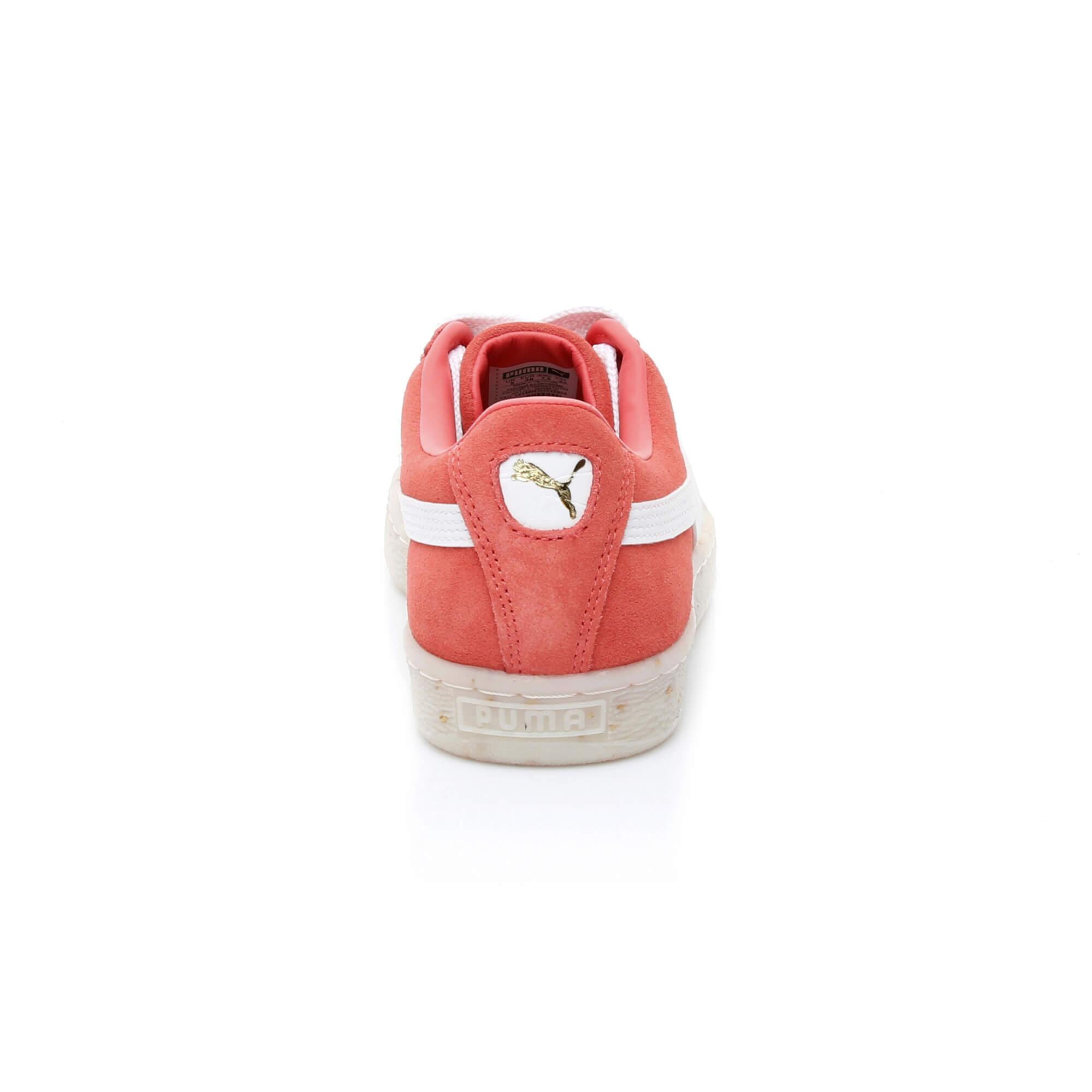 Puma Suede Classic Bboy Fab Kadın Turuncu Spor Ayakkabı