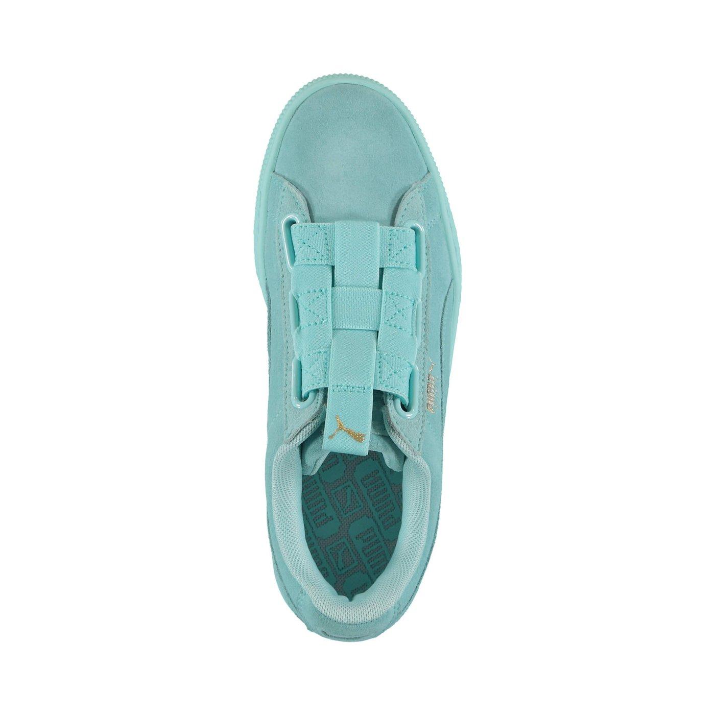 Puma Suede Maze Kadın Mavi Spor Ayakkabı