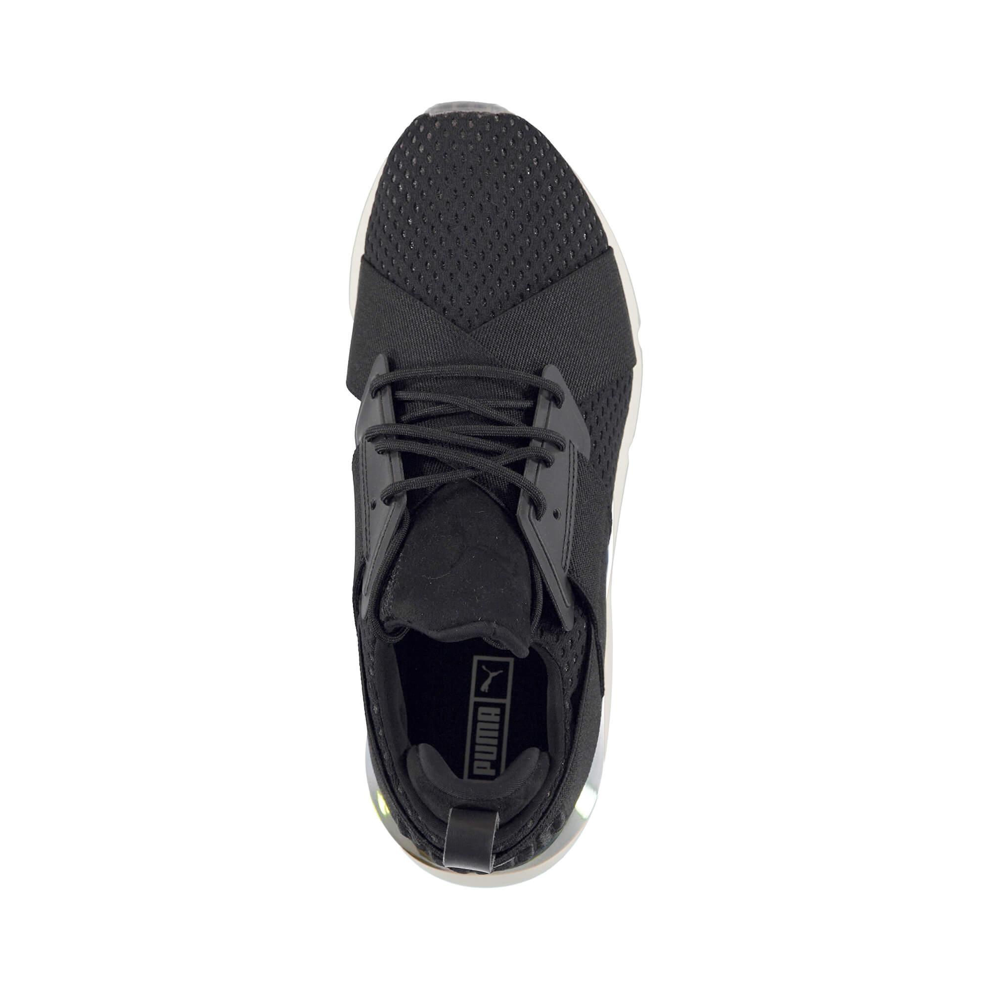Puma Muse Dirt Bikes Kadın Siyah Sneaker