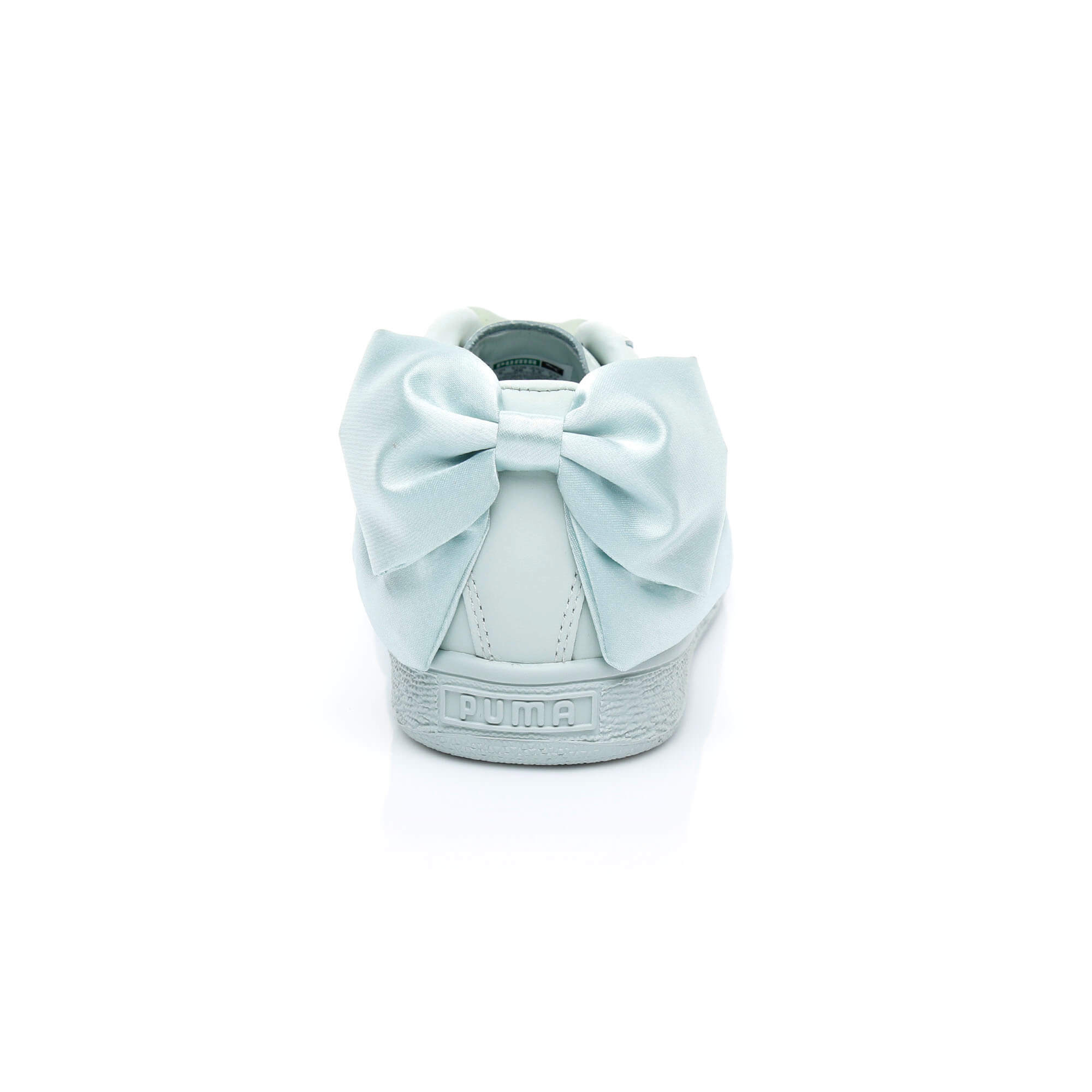Puma Basket Bow Kadın Mavi Sneaker