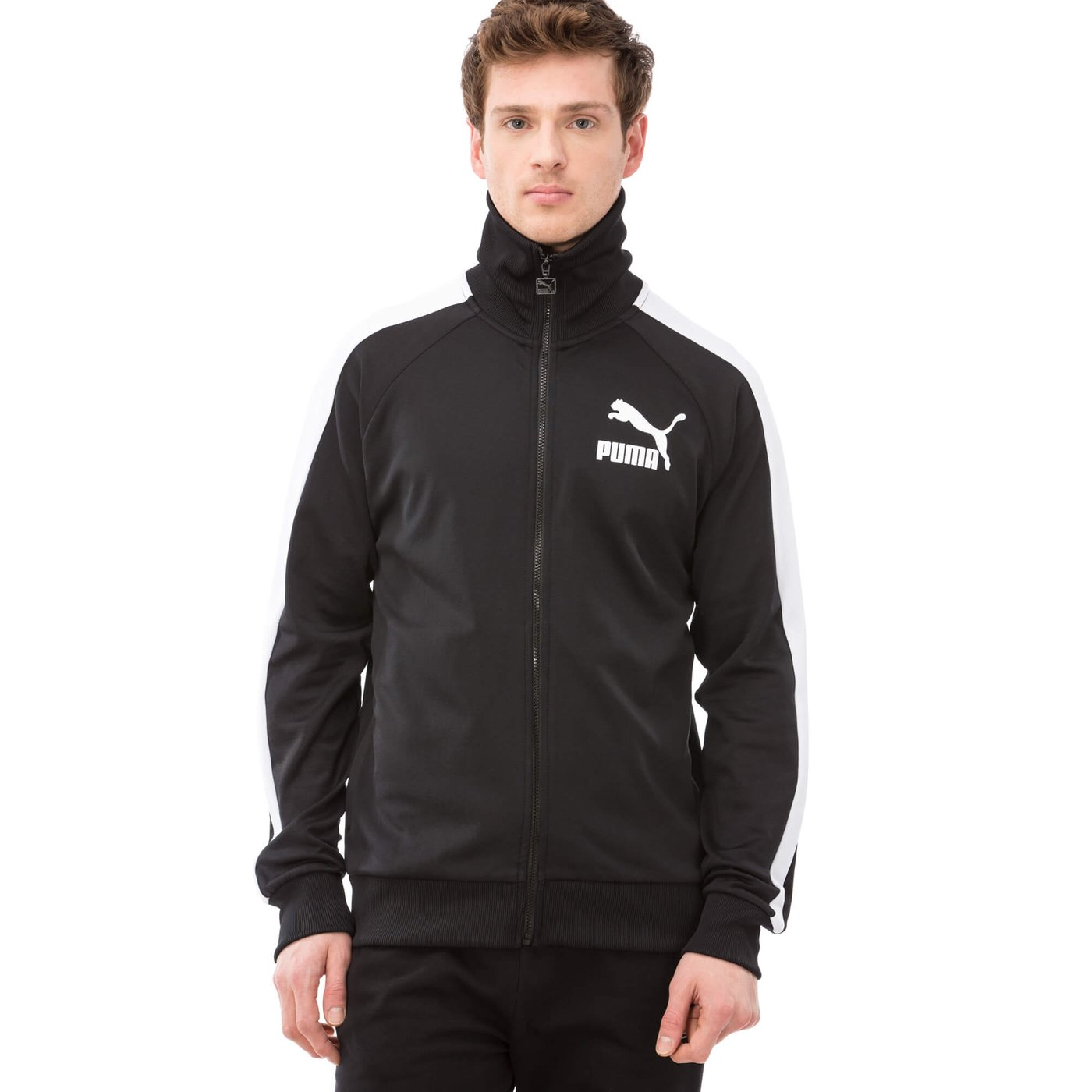 Puma Erkek Siyah Sweatshirt