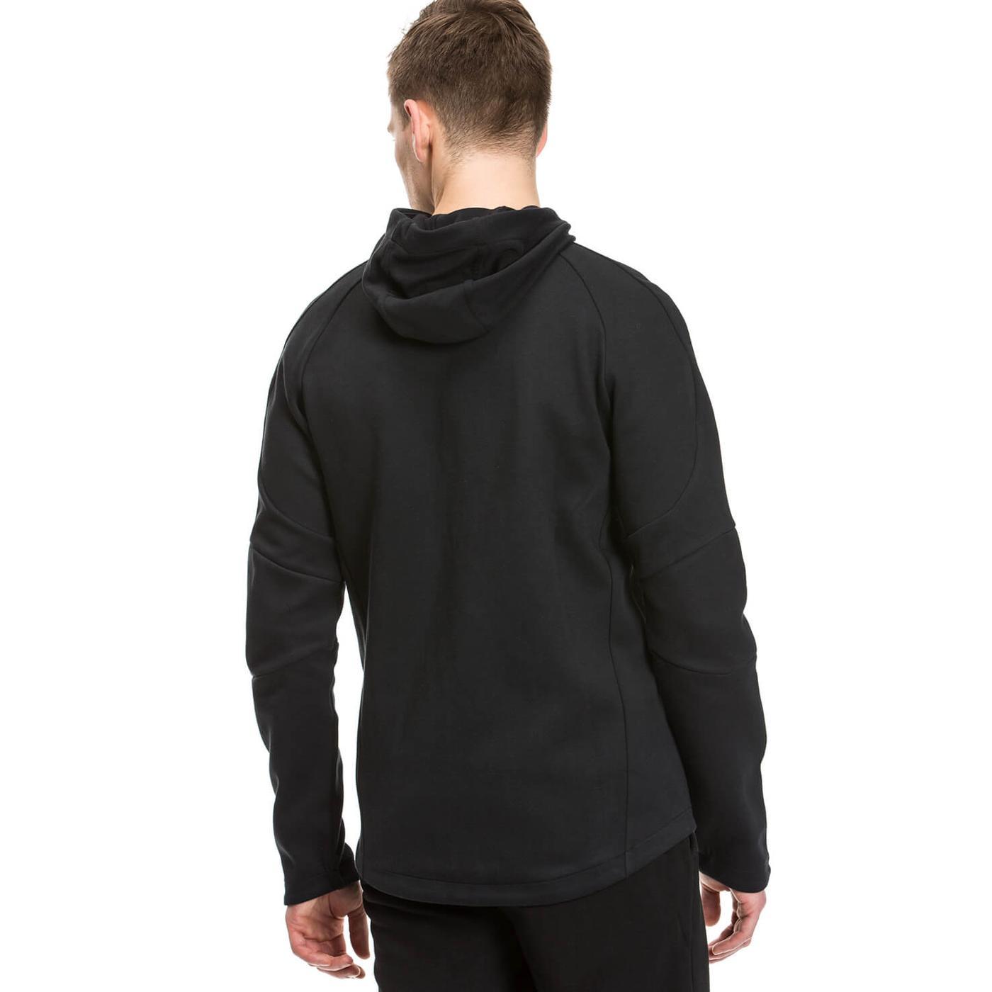 Puma Evostripe Move Erkek Siyah Sweatshirt