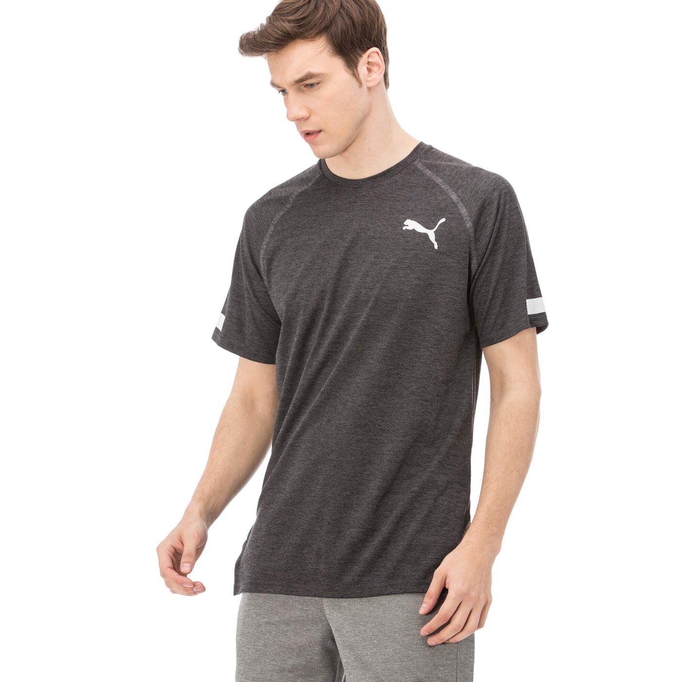Puma BND Tech Erkek Gri Tshirt