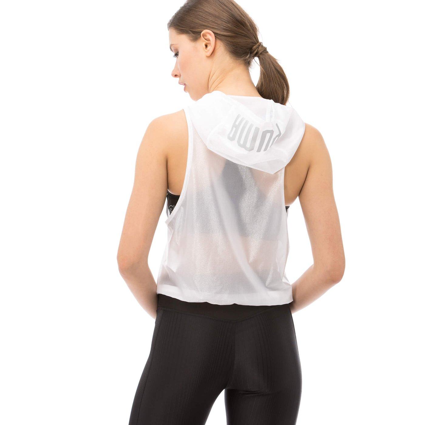 Puma En Pointe Kadın Beyaz Sweatshirt
